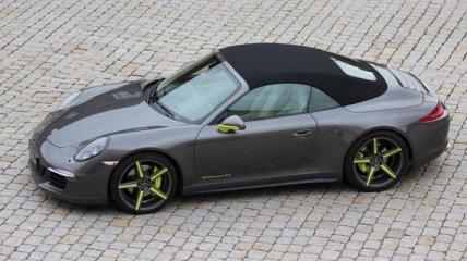 Porsche готує прем'єру моделі 911 внезвичайному кузові (Відео)