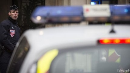 В Париже после перестрелки задержали подозреваемого в теракте