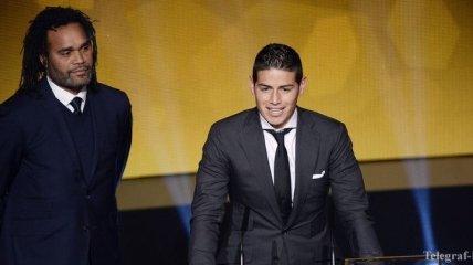 Премия Пушкаша. Лучший гол 2014 года (Видео)