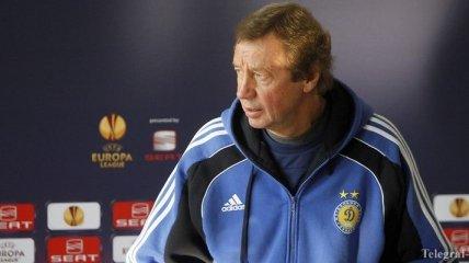 Семин рассказал, как Суркис без его совета привел в Динамо Вукоевича