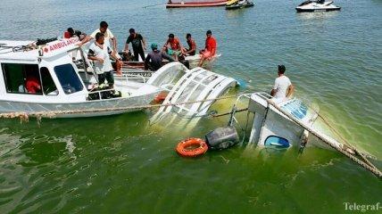 В Бразилии затонул корабль, погибли 22 человека