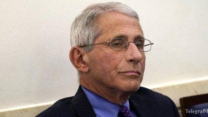 Главный инфекционист Белого дома о вакцине от COVID-19: Будет лучше, если ее разработают несколько компаний