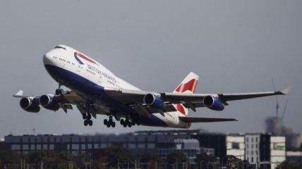 Самолет Британских Авиалиний пересек Атлантику за рекордное время