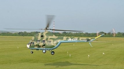 В Запорожье пройдет чемпионат Украины по вертолетному спорту