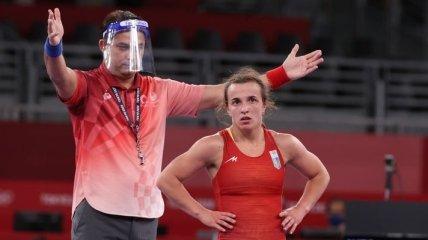 Украинка Ливач оказалась в шаге от медали на Олимпиаде в Токио