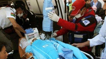 В Боливии взорвался грузовик со спиртом, есть жертвы