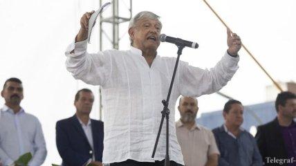 Новый президент Мексики Обрадор намерен спать в гамаке в президентском дворце