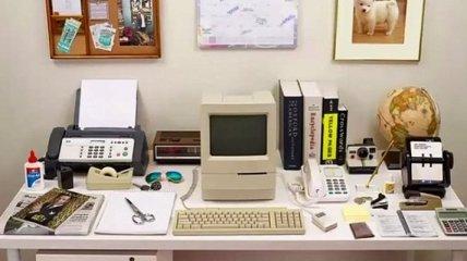 Эволюция рабочего стола за последние 34 года (Видео)