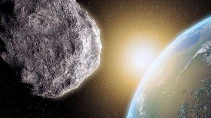 Сегодня к Земле приблизится астероид