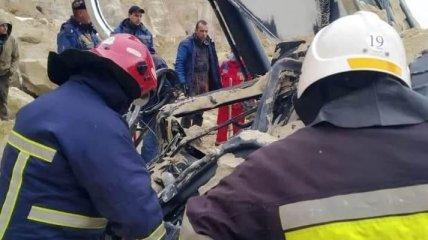 На Львовщине в песчаном карьере погиб водитель экскаватора: как это случилось