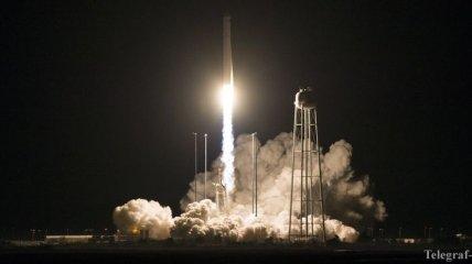 В США стартовал космический корабль Cygnus с грузом для МКС