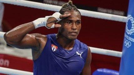 Бокс на Олимпиаде: определен чемпион в тяжелом весе