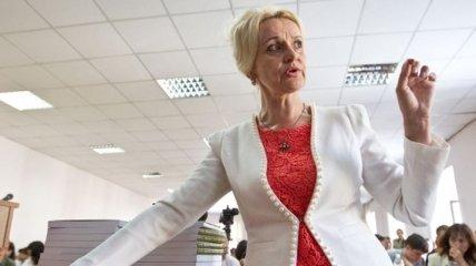 Фарион презентовала в Киеве книгу