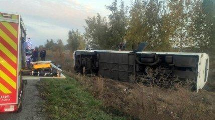 В больницу было доставлено 11 участников аварии