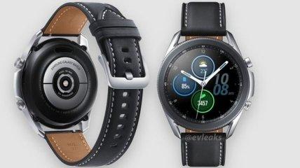 """В сети появились новые рендеры """"умных"""" часов Samsung Galaxy Watch 3 в разных оттенках (Фото)"""