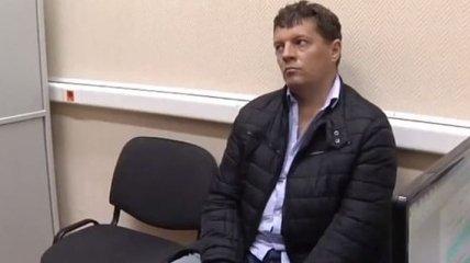Суд Москвы продлил арест Сущенко еще на два месяца