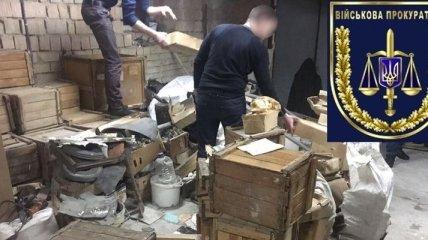 Украденные со складов ВСУ детали к ракетным системам вывозили в Россию