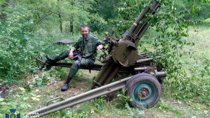 "Боевик ""ЛНР"", которого разоблачила СБУ"