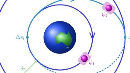 Физики предложили интересный эксперимент с наноспутниками