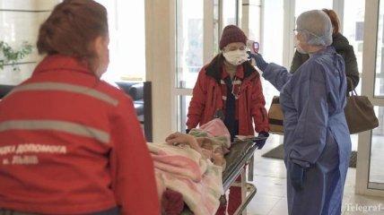 Первый житель Львовщины погиб от коронавируса