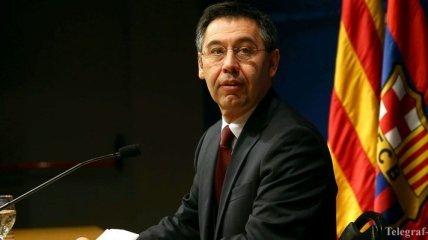 """""""Барселона"""" разорвала отношение с ФИФА"""