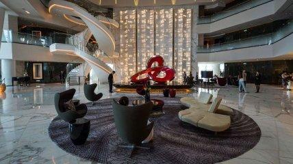 Невероятны отель в Гуанчжоу (Фото)