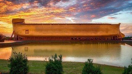В США построили Ноев Ковчег в натуральную величину (Фото)