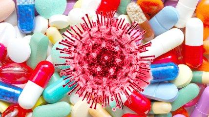 Вирус зачастую лечат препаратами против симптомов и жаропонижающими
