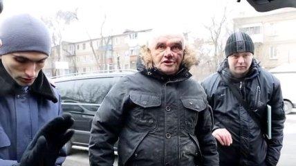 В Запорожье задержан сепаратист с оружием (Видео)