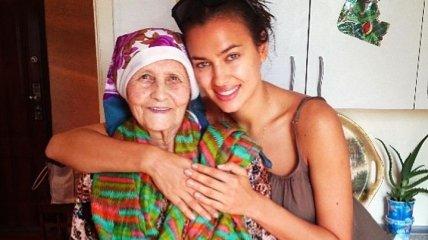 Ирина Шейк показала личные фото семьи