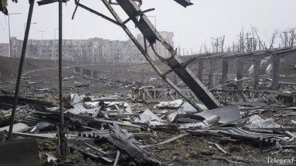 """""""Киборг"""": Взлетную полосу Донецкого аэропорта подорвать было невозможно"""