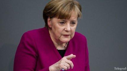 Меркель отклонила предложение США провести маневры возле Крыма