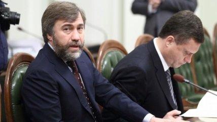 Луценко просит снять с Новинского неприкосновенность