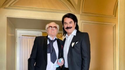 Юрий Рыбчинский и Павел Зибров