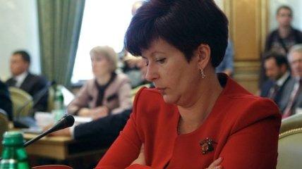 Сегодня Лутковская выступит с отчетом в Раде