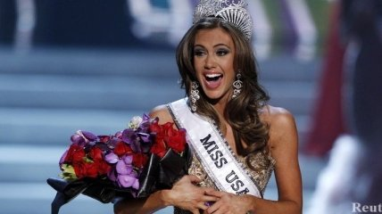 "Стала известна победительница конкурса ""Мисс США-2013"""