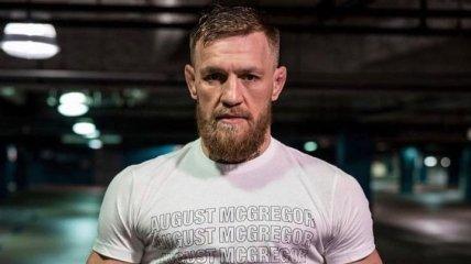 Макгрегор рассказал, кого считает лучшим боксером хэвивейта