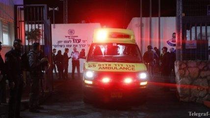 В Иерусалиме вооруженный мужчина нанес ножевые ранения сотрудникам полиции