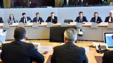 Газовые переговоры: в Еврокомиссии разочарованы итогами