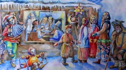 """""""Щедрик, щедрик"""": необычные варианты исполнения знаменитого """"Гимна Рождества"""" (видео)"""