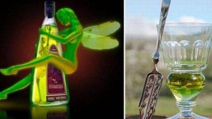 Самые необычные алкогольные напитки (Фото)