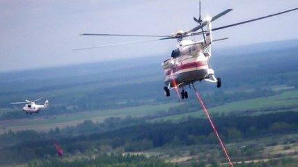 В российском Забайкалье площадь пожаров выросла в 5 раз