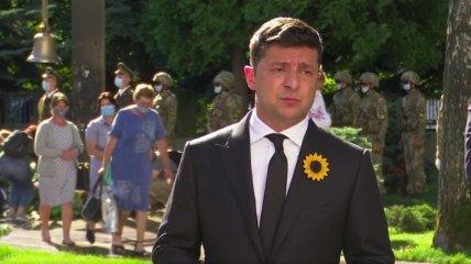 День памяти защитников Украины: Зеленский записал видеообращение