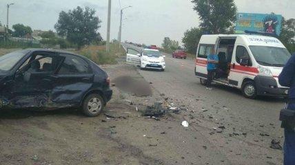 В результате ДТП в Харькове погибли двое пенсионеров