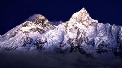 Величественные фотографии горы Эверест