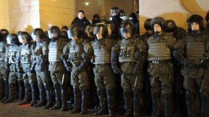 В Киеве активисты штурмовали офис СКМ