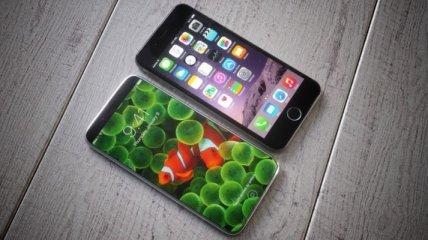 Появилась новая информация об iPhone 8