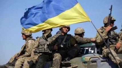 Красивые поздравления с Днем сухопутных войск ВС Украины 2020 на украинском