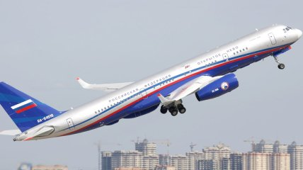 В Украине приняли меры еще против пачки самолетов РФ, незаконно летавших в Крым