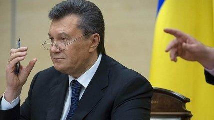 Суд вынес вердикт Януковичу